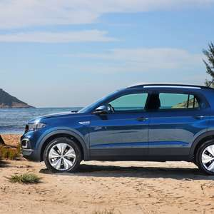 Volkswagen T-Cross: 0 a 100 mil unidades em apenas 18 meses