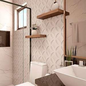 É um problema ter a área da riqueza da empresa no banheiro?