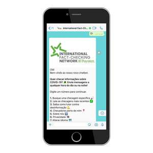 WhatsApp ganha chatbot em português para checar notícias ...