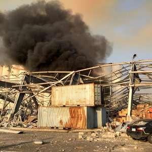 Megaexplosão em Beirute mata 78, fere 4 mil e causa abalos
