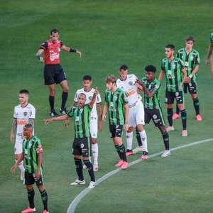 Com chance para ambos, América-MG e Atlético-MG decidem ...
