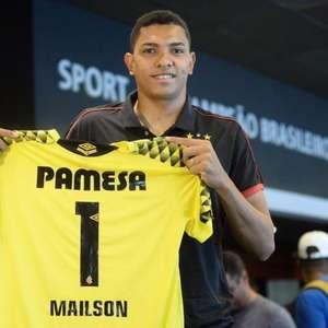 Mailson se recupera de lesão e retorna à titularidade no ...