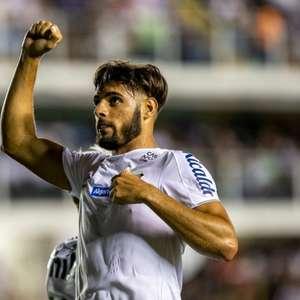 Santos e Inter entram em acordo, e Yuri Alberto ...