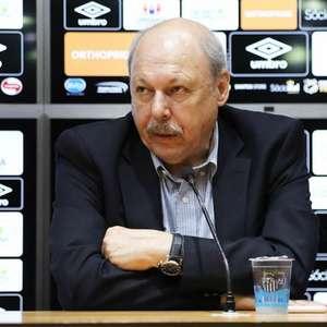Conselho do Santos aprova parecer fiscal e Peres fica ...