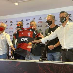 Domènec e Flamengo adotam tom diplomático com técnicos ...
