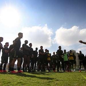 Olho no Brasileirão: Botafogo retoma treinamentos no ...