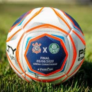 Decisão do Campeonato Paulista terá bola especial