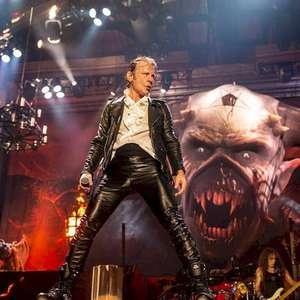 Iron Maiden deve vir ao Brasil em 2021