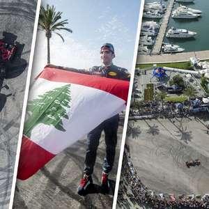 Showrun da Red Bull e projeto para GP do Líbano: a F1 na ...