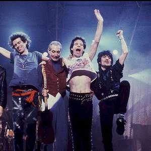 Rolling Stones anunciam o lançamento do longa-metragem ...