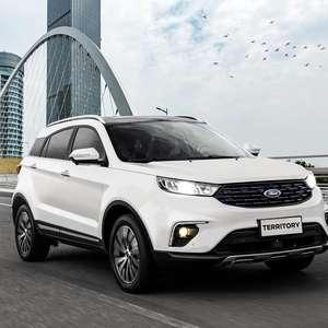 Ford Territory estreia em pré-venda a partir de R$ 165.900