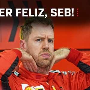 GP às 10: Vettel merece respeito e tem de deixar ...
