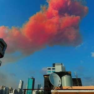 Os riscos para a saúde após a megaexplosão no Líbano