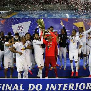 Bragantino leva R$ 360 mil pelo título do Troféu do Interior