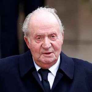 Após deixar a Espanha, ex-rei Juan Carlos vira alvo de ...