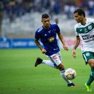 Cinco jogadores do Uberlândia, rival do Cruzeiro nesta ...