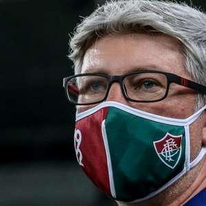 Desfalques são dor de cabeça para Odair Hellmann antes do Brasileirão