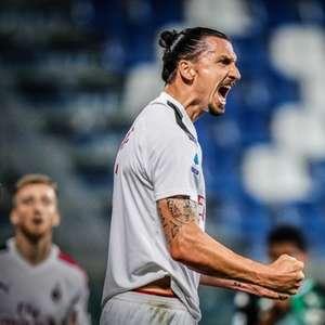 Milan e Ibrahimovic se aproximam de um acordo por renovação