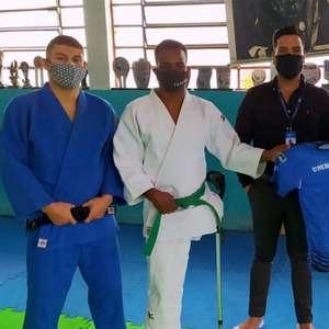 Destaque no Parajiu-Jitsu, Leo Saci vai treinar Judô na ...