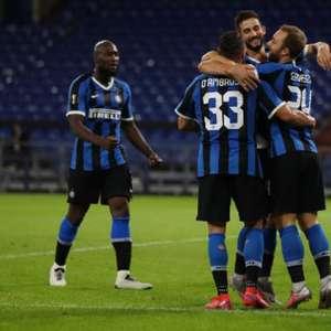 Getafe perde pênalti, Inter de Milão vence e avança na ...