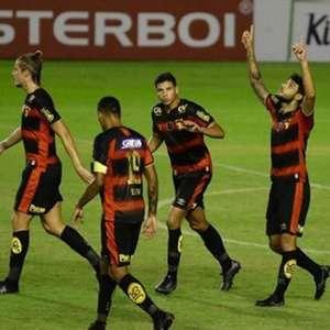 Sport goleia o Petrolina na despedida do Campeonato Pernambucano