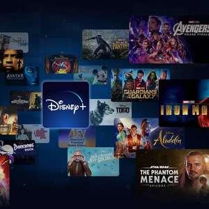 Disney+ chega na América Latina em novembro