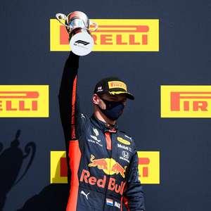 Fora da curva, Verstappen entrega muito com Red Bull que ...
