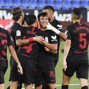 Sevilla encara Roma por uma vaga nas quartas de final da ...