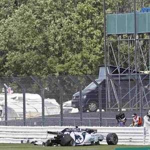 Pirelli conclui que falha mecânica causou batida de ...