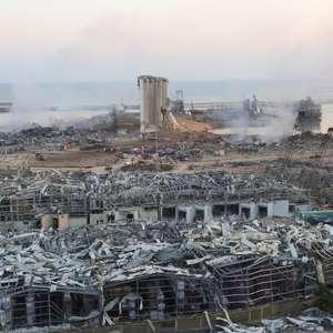 Com porto destruído, Líbano vive temor de desabastecimento e fome