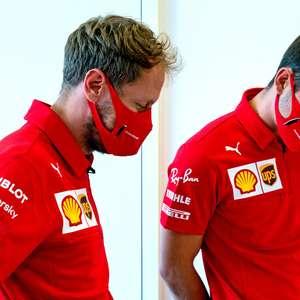 Ferrari colhe louros improváveis com Leclerc enquanto leva Vettel à dor e humilhação