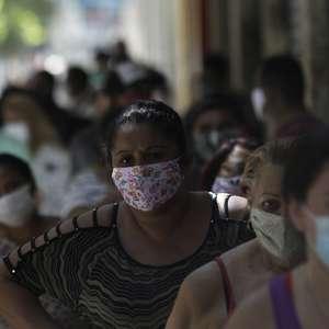 Covid-19: 6,2 mi de brasileiros estão afastados do trabalho
