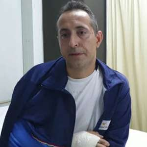 Militar italiano ferido em explosão de Beirute fala em sorte