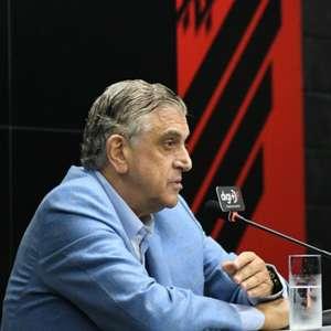 Petraglia vibra com mais um estadual do Athletico