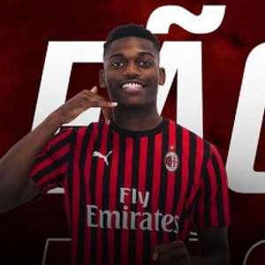 Real Madrid tem interesse em contratar Rafael Leão, do Milan