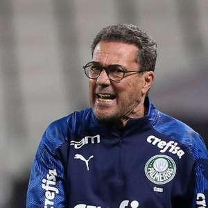 Invicto em finais pelo Palmeiras no Dérbi, Luxa tem ...