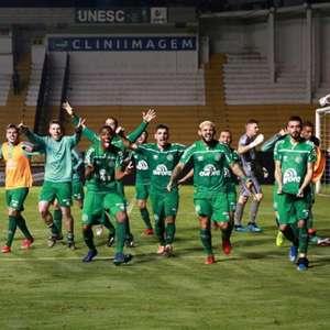 Chapecoense derrota o Criciúma nos pênaltis e vai à final do Campeonato Catarinense