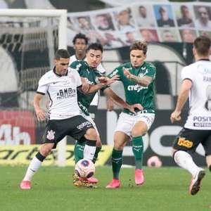 Jogadores do Corinthians classificam primeiro jogo da final como 'truncado'