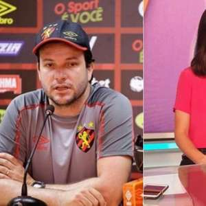 'De Casa com o LANCE!': Daniel Paulista e Renata ...