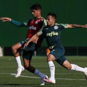 Palmeiras se reapresenta e Felipe Melo continua em ...