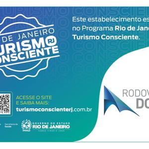 """Rodoviária do Rio recebe o selo """"Turismo Consciente"""" da ..."""