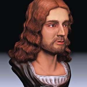 Estudo reconstitui rosto de Rafael Sanzio em 3D