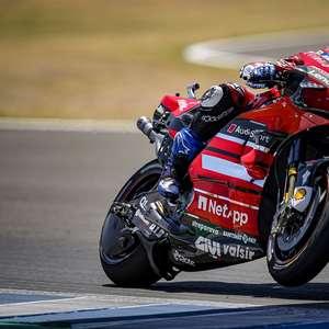 """Ducati negocia com Dovizioso, mas diz que Bagnaia """"deve ..."""