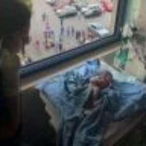 Beirute: A mãe em trabalho de parto durante a explosão