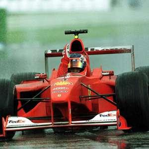 """""""Coisa do destino"""": como GP da Alemanha de 2000 promoveu ..."""