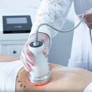 Técnica à base de ultrassom estético reduz gordura ...