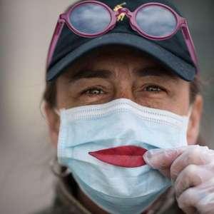 Máscara pode reduzir carga viral e gravidade da ...
