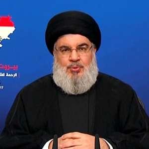 Hezbollah nega armazenamento de armas em depósito no ...