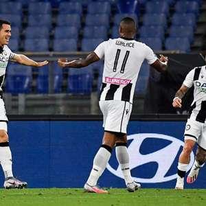 Lazio e Napoli disputam a contratação de Kevin Lasagna