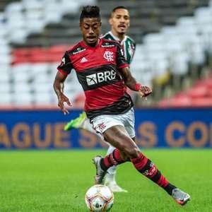 Benfica está confiante na contratação de Bruno Henrique, ...
